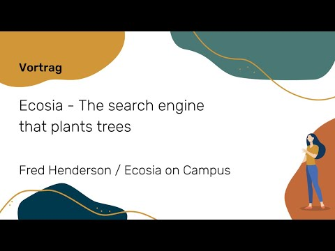 Ecosia - The search engine that plants trees | NWB