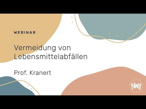 Vermeidung von Lebensmittelabfällen (Prof. Kranert)   NWB