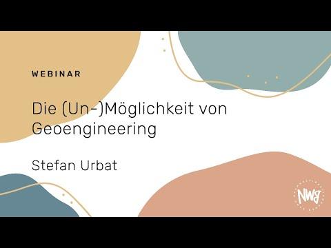 Die (Un-)Möglichkeit von Geoengineering (Stefan Urbat)   NWB