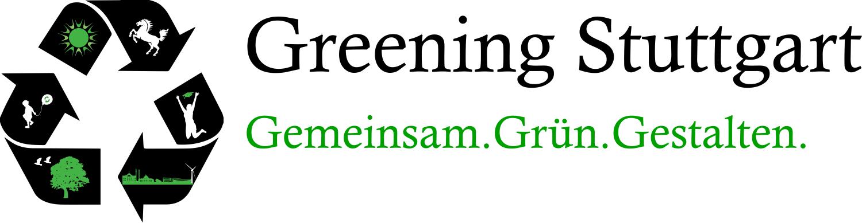Greening Stuttgart