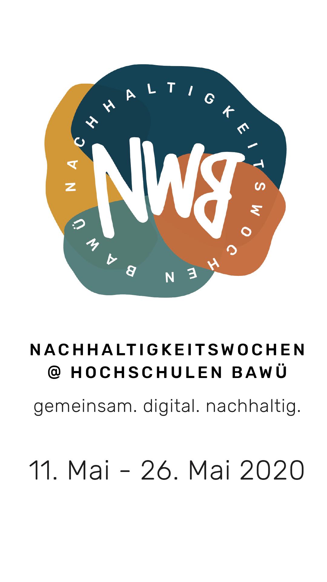 Logo mit Namen, Motto und Datum 1080x1920 px (Instagram Story)