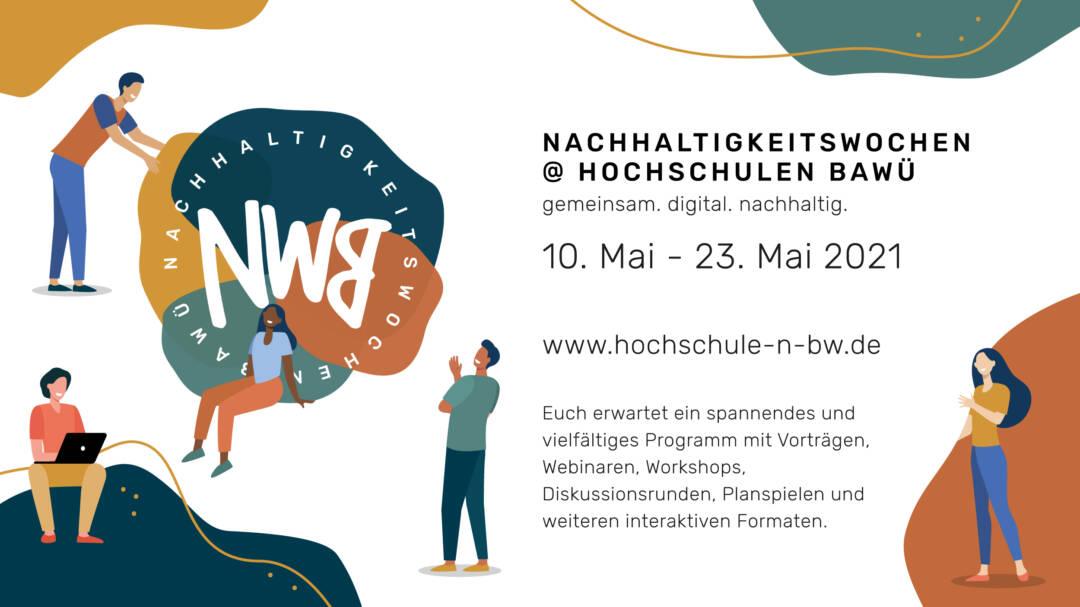 NBW2021 Share-Folie mit Menschen für Präsentationen