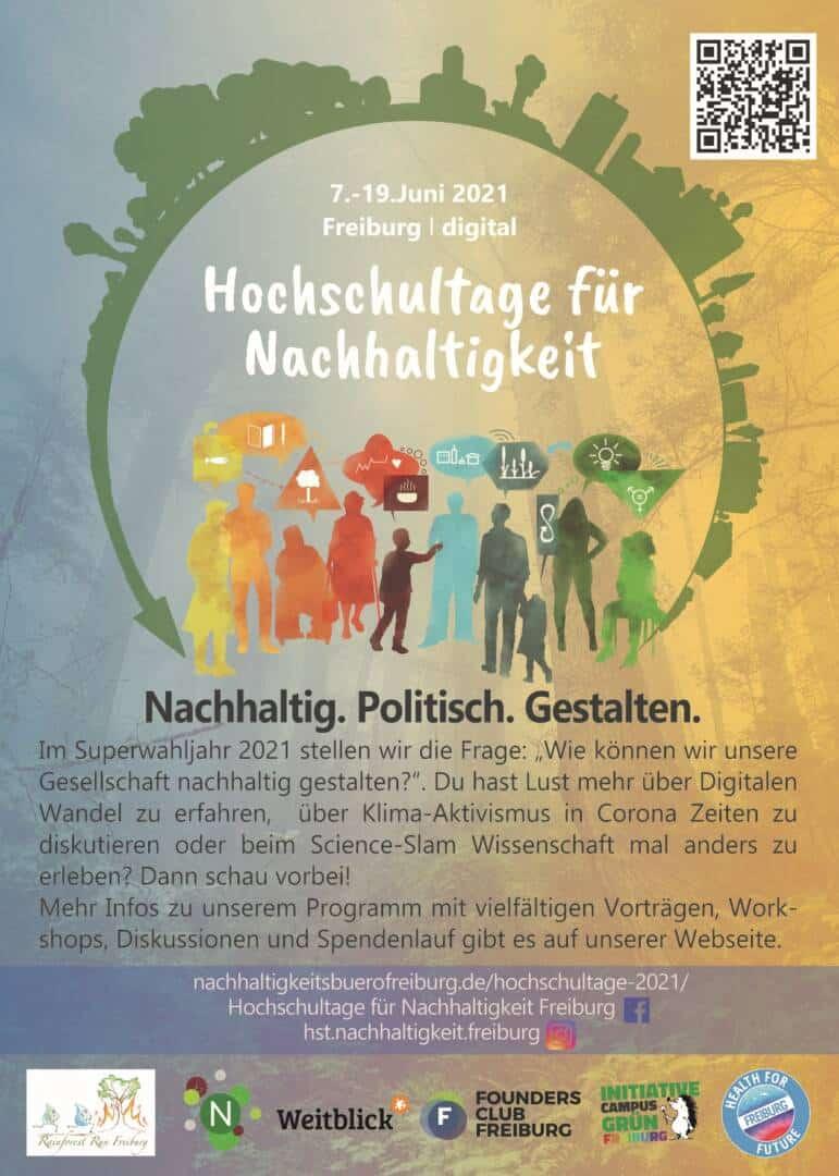 Hochschultage für Nachhaltigkeit Freiburg